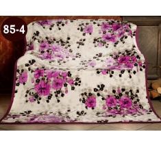 Blanket Elway 160x210 - maki wrzosowe