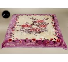 Blanket Elway 160x210 - kwiaty 511-2