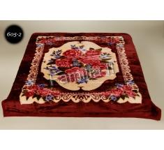 Blanket Elway 160x210 - kwiaty 605-2