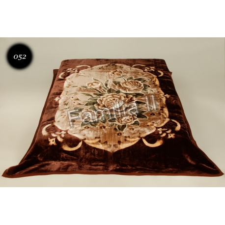Blanket Elway 160x210 - kwiaty 052