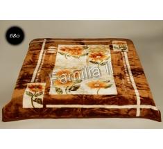 Blanket Elway 160x210 - kwiaty 680