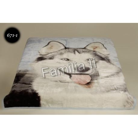 Blanket Elway 160x210 - 671-1