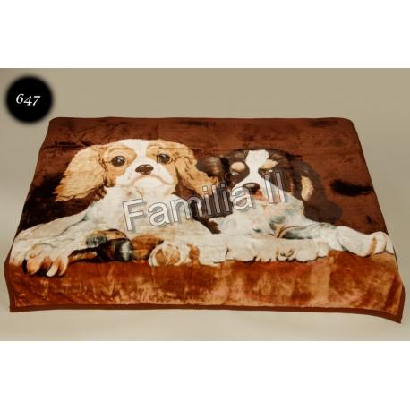 Blanket Elway 160x210 - 647