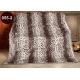 Koc Elway 160x210 - panterka szara 055-2