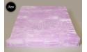 Koc Elway 160x210 - lila wytłaczany A10