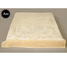 Koc Elway 160x210 - vanilia wytłaczany A20