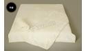 Komplet narzut na łóżko i dwa fotele Elway - kremowy tłoczony 09
