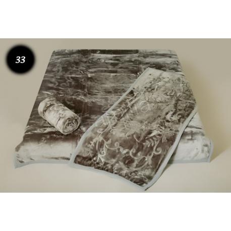 Blanket Elway 160x210 + 2x70x160 - 33