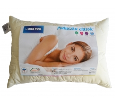Classic Pillow 50x70 INTER-WIDEX - Quilted Pillows