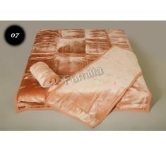 Komplet narzut na łóżko i dwa fotele Elway - beżowy 07