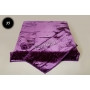 Komplet narzut na łóżko i dwa fotele Elway - fioletowy 35