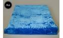 Koc Elway 240x200 - wytłaczany - niebieski A15
