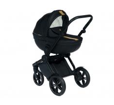 Wózek Dada Paradiso LUXOR GOLD - 3w1 (gondola + spacerówka + fotelik samochodowy)