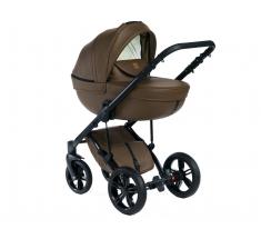 Wózek Dada Paradiso Max 500 FOREST - 3w1 (gondola + spacerówka + fotelik z adapterem)