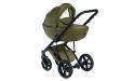 Wózek Dada Paradiso Max 500 OLIVE - 2w1 (gondola + spacerówka)