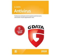 G Data AntiVirus 2PC / 1 ROK - 2020