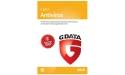 G Data AntiVirus 2PC / 3 LATA - 2020