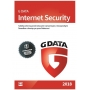 G Data INTERNET SECURITY 2PC / 2 LATA - 2018