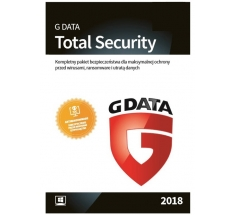 G Data TOTAL SECURITY (Protection) 2PC / 1 ROK - 2020