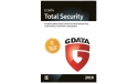 G Data TOTAL SECURITY (Protection) 2PC / 1 ROK - 2018