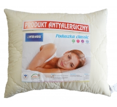 Classic Pillow 40x40 INTER-WIDEX - Quilted Pillows