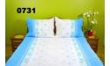 Pościel z kory 160x200 - 100% bawełna (0731) - wysyłka 24h