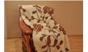 Koc wełniany Merynos Europejski 160x200 - Baleo brąz
