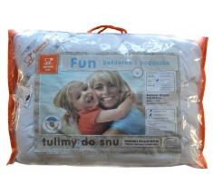 Komplet FUN Kołdra dla dziecka 90x120 + Poduszka 40x60 INTER-WIDEX - wysyłka 24h
