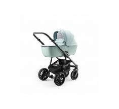 Wózek Dada Paradiso APUS Mint - 3w1 (gondola + spacerówka + fotelik samochodowy)