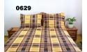 Pościel z kory 160x200 - 100% bawełna (0629) - wysyłka 24h