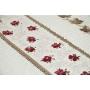 Pościel z kory 160x200 - 100% bawełna (0304) - wysyłka 24h