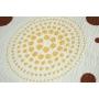 Pościel z kory 160x200 - 100% bawełna (1692) - wysyłka 24h