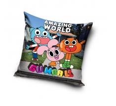 Poszewka dziecięca 40x40 3D Gumball 161016