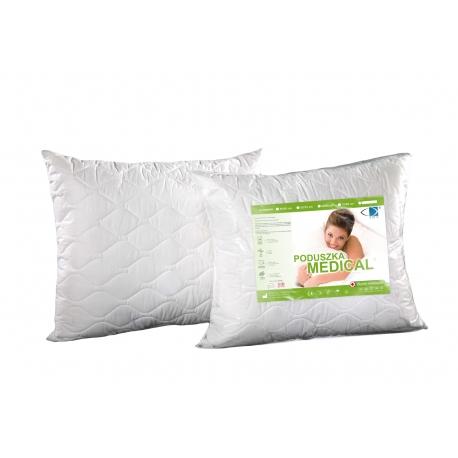 Poduszka antyalergiczna 50x60 Medical ® biała AMW - wysyłka 24h