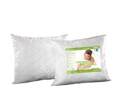 Poduszka antyalergiczna 40x40 Medical ® biała AMW