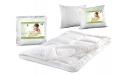 KOMPLET MEDICAL ®+ AMW Kołdra całoroczna 220x200 + 2x Poduszka 70x80 -