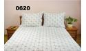 Pościel z kory 220x200 - 100% bawełna (0620) - wysyłka 24h