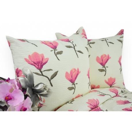Pościel z kory magnolia 220x200 - 100% bawełna (2069) - wysyłka 24h