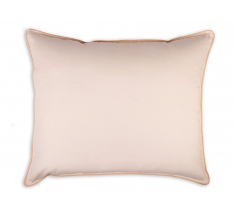 Pillow 70x80 1.6kg semi-down (feathers + goose down)