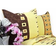 Pościel z kory 160x200 - 100% bawełna (2152) - wysyłka 24h