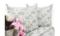 Pościel z kory 160x200 - 100% bawełna (2184) - wysyłka 24h