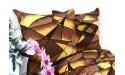 Pościel z kory 160x200 - 100% bawełna (0626) - wysyłka 24h