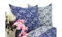 Pościel z kory 160x200 - 100% bawełna (2183) - wysyłka 24h