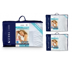 SET HAPPY INTER-WIDEX All-year duvet 220x200 + 2x pillow 70x80