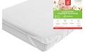 Waterproof mattress protector BAMBOO 60x120 cm - INTER-WIDEX