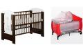 Cribs , playpens , mattresses