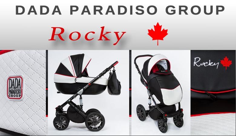 Stroller Rocky