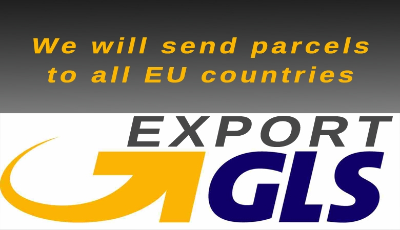 We will send parcels to all EU countries