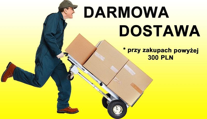 Darmowa dostawa!