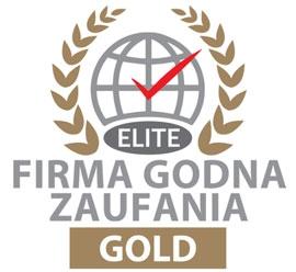 Jesteśmy Firmą Godną Zaufania - ELITE GOLD 2020 - centrumhandlowe.net